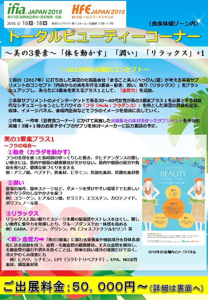 07_アイフィア2018_トータルビューティーコーナー